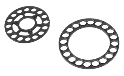 Ball rings for ball bearings