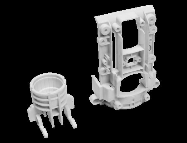 Internal dispenser components