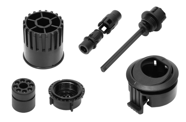Components for industrial application