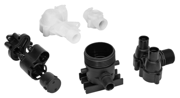 Components for hydraulic pumps