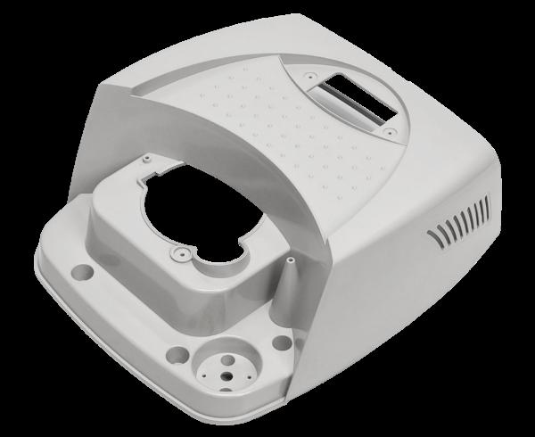 Upper home appliance shell