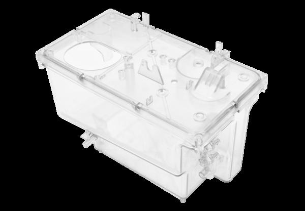 Dispenser water tank