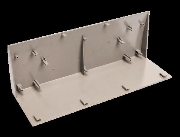 Dispenser cabinet shutter